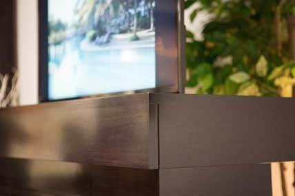 TV Cabinet Technology